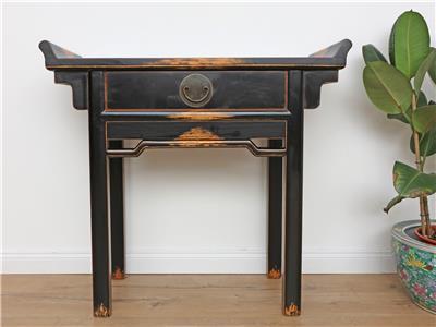 chinesische kommode tisch sideboard massivholz china dj1914 ebay. Black Bedroom Furniture Sets. Home Design Ideas