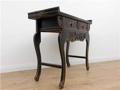 chinesische kommode tisch sideboard massivholz china y040 ebay. Black Bedroom Furniture Sets. Home Design Ideas