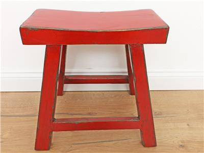 hocker sitzhocker holzhocker massivholz china m bel y155 ebay. Black Bedroom Furniture Sets. Home Design Ideas