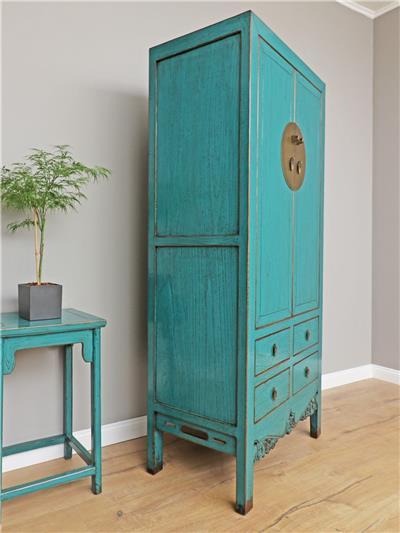 antiker chinesischer schrank hochzeitsschrank. Black Bedroom Furniture Sets. Home Design Ideas