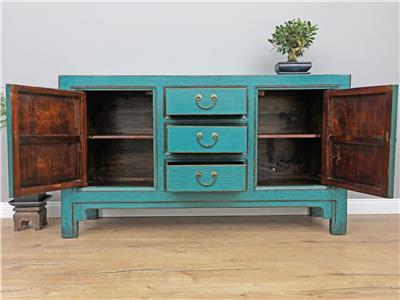 antikes sideboard chinesische kommode buffet tv m bel massivholz china y273 ebay. Black Bedroom Furniture Sets. Home Design Ideas