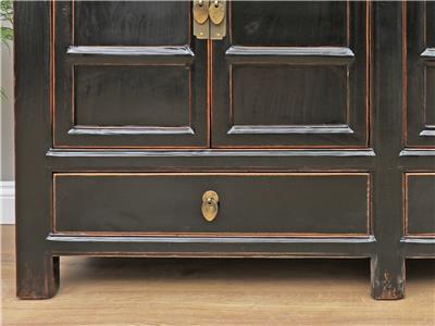 antike chinesisches sideboard massivholz fernsehtisch kommode china m bel y340 ebay. Black Bedroom Furniture Sets. Home Design Ideas