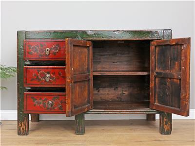 antike chinesische kommode sideboard hochzeitsschrank china m bel y353 ebay. Black Bedroom Furniture Sets. Home Design Ideas