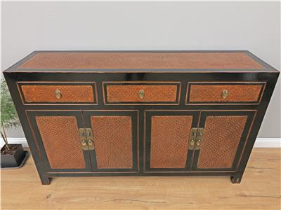antike chinesisches sideboard massivholz fernsehtisch kommode china m bel y363 ebay. Black Bedroom Furniture Sets. Home Design Ideas