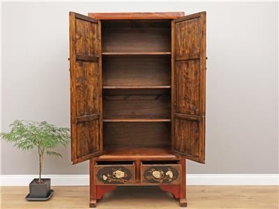 chinesische kommode hochzeitschrank schrank massivholz china y416 ebay. Black Bedroom Furniture Sets. Home Design Ideas