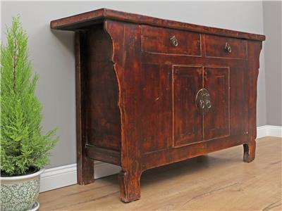 antike altar chinesische kommode sideboard hochzeitsschrank china m bel y483 ebay. Black Bedroom Furniture Sets. Home Design Ideas
