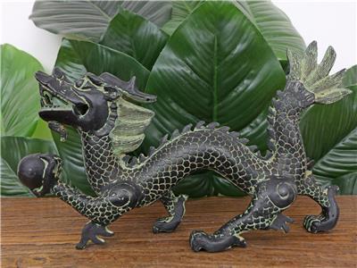 feng shui drache symbol erfolg und f lle schutz vor jeden schaden a2899 ebay. Black Bedroom Furniture Sets. Home Design Ideas